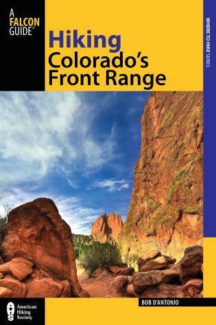 Hiking Colorado's Front Range by Bob D'antonio, 9780762770854