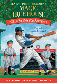 A Big Day for Baseball - 9781524713119 by Mary Pope Osborne, AG Ford, 9781524713119
