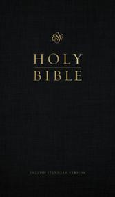 ESV Church Bible (Black), 9781433563423