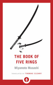 The Book of Five Rings - 9781611806403 by Miyamoto Musashi, Thomas Cleary, 9781611806403