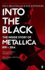 Into the Black - 9780571295784 by Paul Brannigan, Ian Winwood, 9780571295784