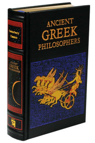 Ancient Greek Philosophers by Editors of Canterbury Classics, Ken Mondschein, 9781684125531