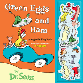Green Eggs and Ham : A Magnetic Play Book by Dr. Seuss, Jan Gerardi, 9781524773458