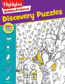 Discovery Puzzles by Highlights, 9781620917695