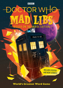 Doctor Who Mad Libs (Bigger on the Inside Edition) by Mad Libs, 9781524793050