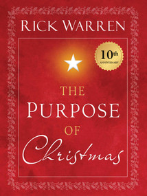 The Purpose of Christmas - 9781501196959 by Rick Warren, 9781501196959