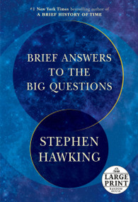 Brief Answers to the Big Questions - 9781984887269 by Stephen Hawking, 9781984887269