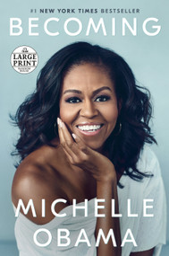 Becoming by Michelle Obama, 9780525633754