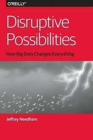 Disruptive Possibilities: How Big Data Changes Everything by Jeffrey Needham, 9781449369675