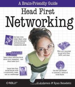 Head First Networking (A Brain-Friendly Guide) by Al Anderson, Ryan Benedetti, 9780596521554