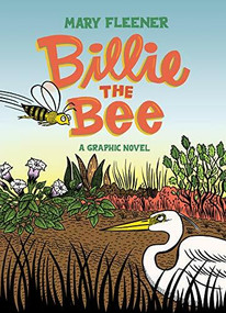 Billie The Bee by Mary Fleener, 9781683961734