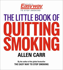 Little Book of Quitting Smoking (Miniature Edition) by Allen Carr, 9781789500998