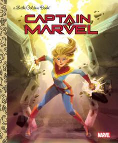 Captain Marvel Little Golden Book (Marvel) by John Sazaklis, Penelope R. Gaylord, 9781524768706