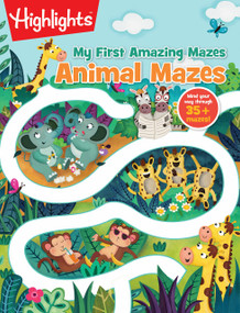 Animal Mazes - 9781684372591 by Highlights, 9781684372591
