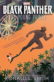 Black Panther The Young Prince - 9781368008495 by Ronald L. Smith, Ronald Smith, 9781368008495