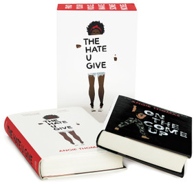 Angie Thomas 2-Book Box Set (The Hate U Give and On the Come Up) by Angie Thomas, 9780062897480
