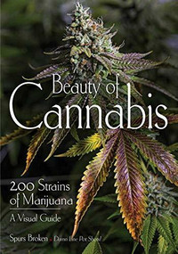 Beauty of Cannabis (200 Strains of Marijuana, A Visual Guide) by Spurs Broken, 9781682033869