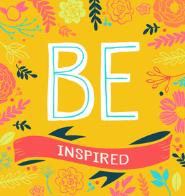 BE Inspired (200 Inspirational Quotes) by Trish Madson, Natalie Hoopes, 9781942672913