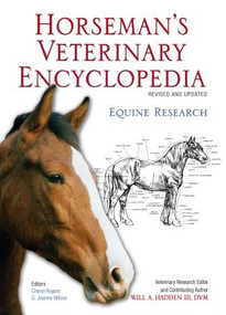 Horseman's Veterinary Encyclopedia, Revised and Updated by Equine Research, 9781592285273
