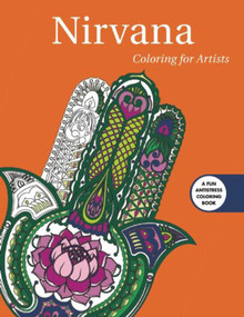 Nirvana: Coloring for Artists by Skyhorse Publishing, 9781510709539
