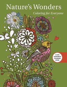 Nature's Wonders: Coloring for Everyone by Racehorse Publishing, 9781510712263