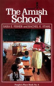 Amish School by Sara Fisher, 9781561482313