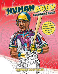 My Human Body Coloring Book by George Toufexis, 9781631581519