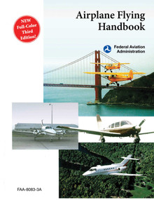 Airplane Flying Handbook (FAA-H-8083-3A) - 9781616083380 by Federal Aviation Administration, 9781616083380