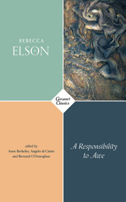 A Responsibility to Awe by Rebecca Elson, Anne Berkeley, Angelo di Cintio, Bernard O'Donoghue, 9781784106553