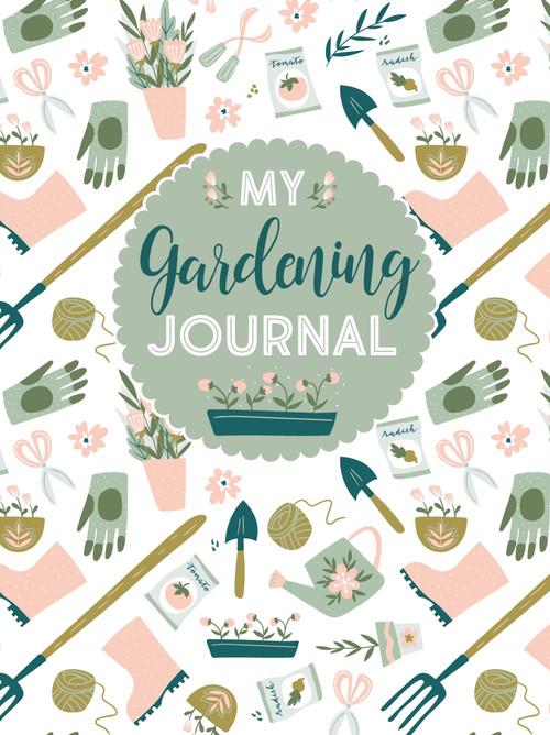 My Gardening Journal, 9781641780773