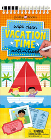 Wipe Clean Activities: Vacation Time by Roger Priddy, 9780312528218