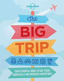 The Big Trip by Lonely Planet, Lonely Planet, 9781788681292