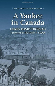 A Yankee in Canada - 9780882409221 by Henry David Thoreau, Richard Fleck, 9780882409221