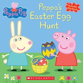Peppa's Easter Egg Hunt (Peppa Pig) by Scholastic, EOne, 9781338327847