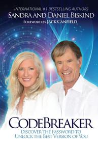 Codebreaker (Discover the Password to Unlock the Best Version of You) by Sandra Biskind, Daniel Biskind, Jack Canfield, 9781543946123