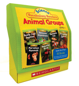 Science Vocabulary Readers: Animal Groups (Exciting Nonfiction Books That Build Kids' Vocabularies) by Liza Charlesworth, 9780545149204
