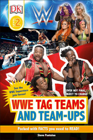 WWE Tag Teams and Team-Ups - 9781465479723 by Steve Pantaleo, 9781465479723