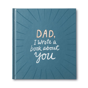 Dad, I Wrote a Book About You by M.H. Clark, 9781946873347