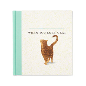 When You Love a Cat by M.H. Clark, 9781943200993