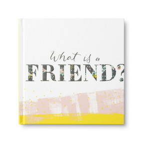 What is a Friend? by M.H. Clark, 9781938298561