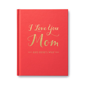 I Love You Mom by M.H. Clark, 9781938298554