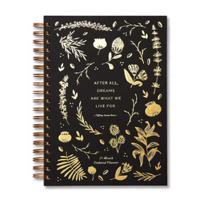 Planner - After all, dreams are what we live for. (17 month), 9781946873125