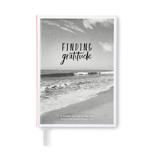 Guided Journal - Finding Gratitude, 9781943200016