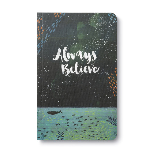 Always Believe - Write Now Journal, 9781943200528