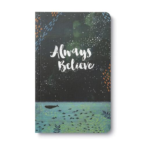 Always Believe - Write Now Journal, 9781943200528