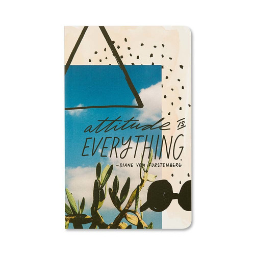 Attitude is Everything - Write Now Journal, 9781946873231