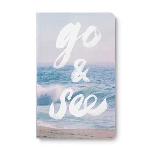 Go & See - Write Now Journal, 9781943200511