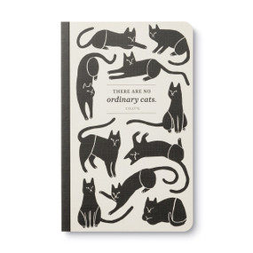 There are no ordinary cats - Write Now Journal, 9781943200535