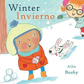 Invierno/Winter by Ailie Busby, Child's Play, Teresa Mlawer, 9781786283061