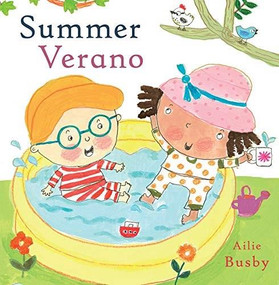 Verano/Summer by Ailie Busby, Child's Play, Teresa Mlawer, 9781786283047